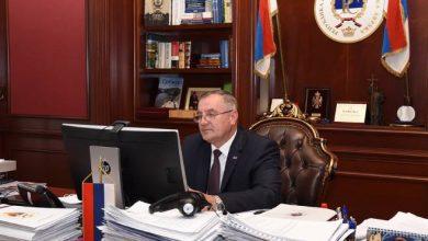 Photo of Višković sa predstavnicima međunarodnih finansijskih institucija