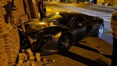 Photo of Razbio skupocjeni McLaren, policija ga ismijala na društvenim mrežama