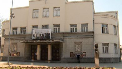 "Photo of Predstava ""Istina /ne/ boli"" na velikoj sceni Narodnog pozorišta"