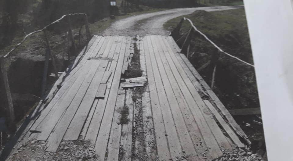 most sjenina