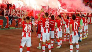 Photo of Zdravi svi fudbaleri Crvene zvezde
