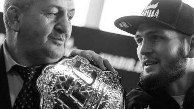 Photo of Habibov otac i trener preminuo od virusa korona