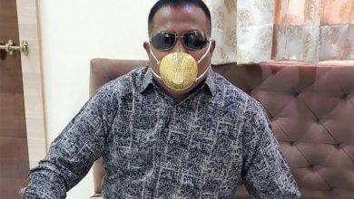 Photo of Maska od zlata Indijca koštala 4.000 dolara