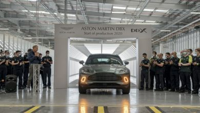 Photo of Zakotrljao se prvi Aston Martin SUV (FOTO)