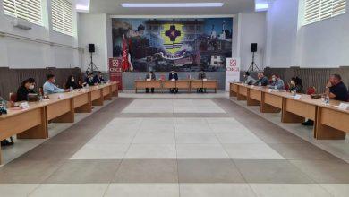 Photo of DOBOJ: Održan sastanak Glavnog i Gradskog izbornog štaba SNSD-a (FOTO)