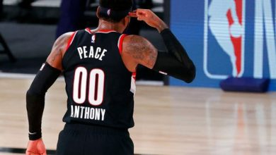 Photo of NBA: Lilard i Melo pogađali kad treba, Nurkićevih 19 skokova u pobjedi Portlanda (VIDEO)