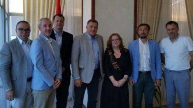 Photo of Dodik se sastao sa šefovima DKP BiH (FOTO)