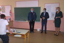 Photo of DOBOJ: Školski pribor za učenike škole u Ševarlijama (FOTO)