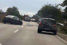 Photo of DOBOJ: Zbog saobraćajne nezgode obustavljen saobraćaj u Majevcu