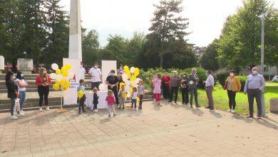 """Photo of DOBOJ: Obilježen """"Zlatni septembar"""", mjesec podrške djeci oboljeloj od malignih bolesti (FOTO)"""