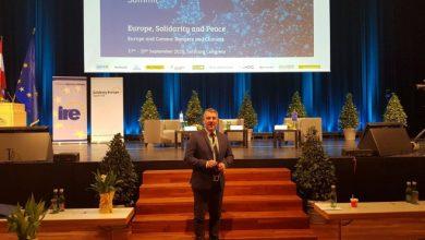 Photo of Šeranić na Evropskom samitu u Salcburgu