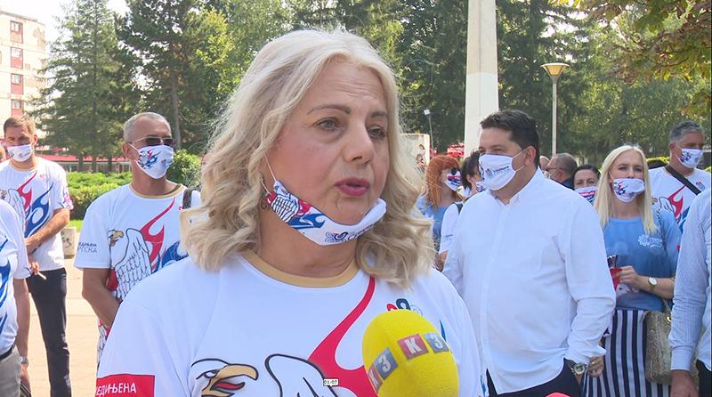 jerinića podržala ujedinjena srpska