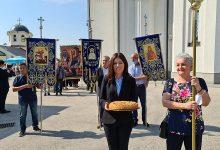 Photo of DOBOJ: Slava spomen-hrama rođenja Presvete Bogorodice (FOTO)