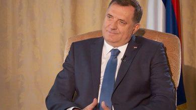 Photo of Dodik čestitao Brnabić izbor za premijerku Srbije (FOTO)