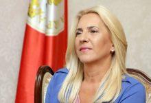 Photo of Cvijanović čestitala Brnabić izbor za predsjednicu Vlade (FOTO)