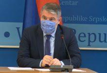 Photo of Šeranić u Tesliću sa epidemiolozima Srpske