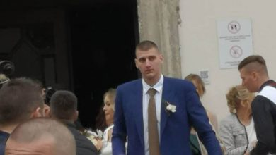 Photo of Oženio se Nikola Јokić (FOTO)
