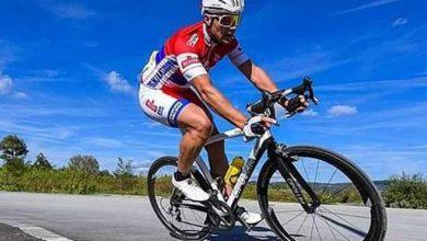 Photo of Davor Tubić šampion Srpske u biciklizmu