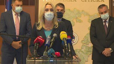 Photo of Cvijanović: Vjerujem u ono što Srpska radi u borbi sa pandemijom