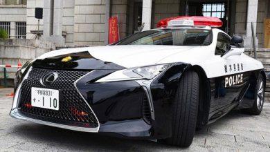 Photo of Lexus LC 500 za japansku policiju