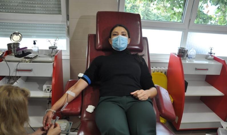 snsd doboj aktiv žena darivanje krvi