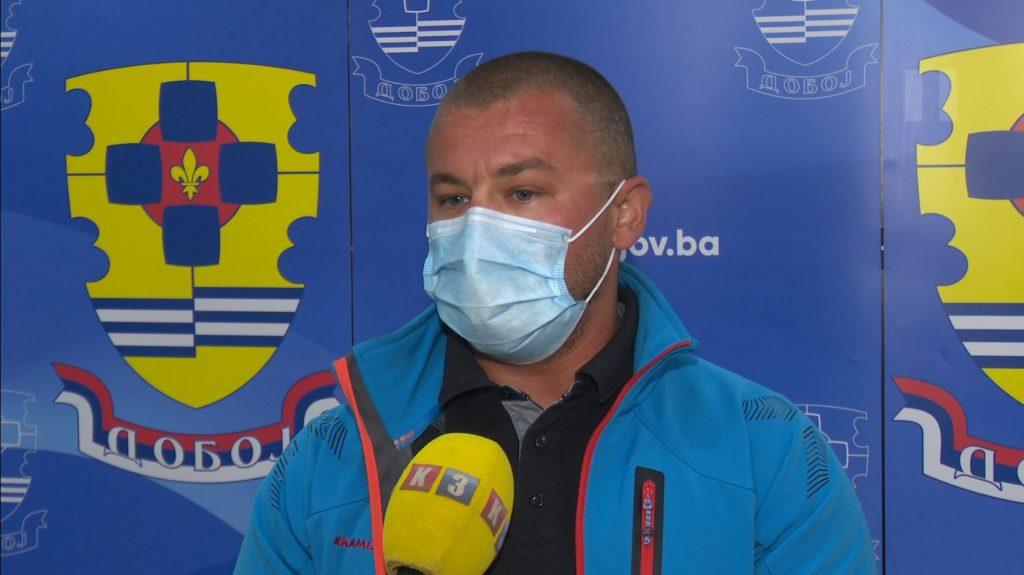 Denis spahić, trener Marka Maksimovića
