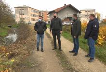 Photo of DOBOJ: U toku radovi na čišćenju potoka Liješanj (FOTO)