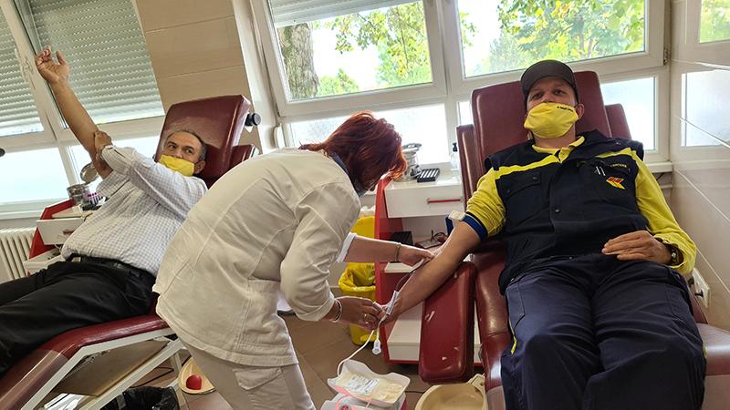 doboj poštari darovali krv