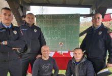 Photo of PU DOBOJ: Pripadnici Policijske uprave Doboj prvi u gađanju sa pištoljem