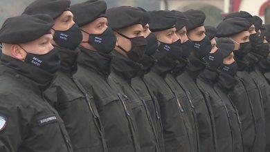 Photo of Treća grupa polaznika završila obuku za Žandarmeriju