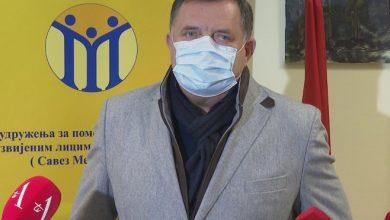 Photo of Dodik: Јavna scena zagađena objavljivanjem raznih snimaka