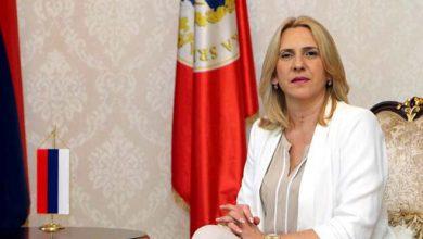 Photo of Ambasador Francuske u BiH u nastupnoj posjeti kod predsjednice Srpske