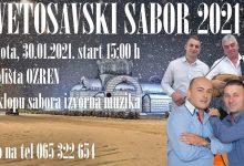 """Photo of DOBOJ: U subotu manifestacija """"Svetosavski sabor 2021"""" na Medvjeđem jezeru – Krčmarica"""