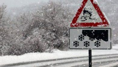 Photo of PUTEVI: Vozači oprez – ugažen snijeg i poledica na kolovozu