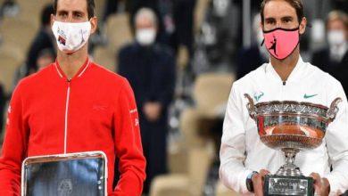 Photo of ATP: Đoković šest nedjelja od Federera, rekord Nadala