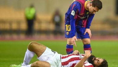 Photo of Mesi dobio prvi crveni otkad je u Barseloni