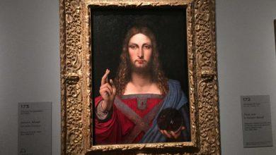 Photo of Pronađena ukradena kopija Da Vinčijeve slike, stara 500 godina