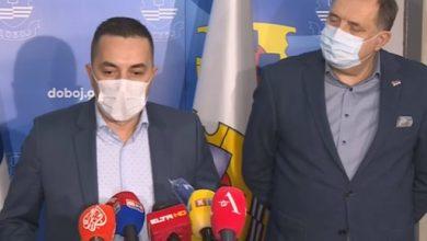 Photo of DOBOJ: UŽIVO – Konferencija za novinare Dodika i Јerinića  (VIDEO)