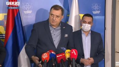 Photo of DOBOJ: Dodik: Odluka CIK-a čisti etnički inženjering (VIDEO)