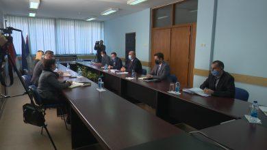 Photo of DOBOJ: Ministar Ćorić razgovarao sa rukovodstvom Željeznica Srpske (FOTO)