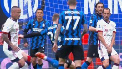 Photo of Inter se mučio i u finišu stigao do devete pobjede u nizu