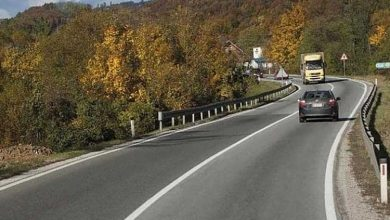 Photo of PUTEVI: Kolovoz jutros suv, frekvencija vozila slabija
