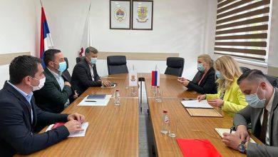 Photo of DOBOJ: Trivićeva boravila u radnoj posjeti Doboju (FOTO)