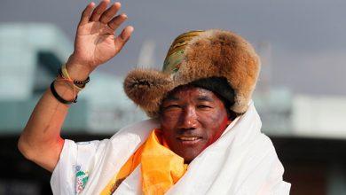 Photo of Nepalski vodič popeo se 25. put na Mont Everest