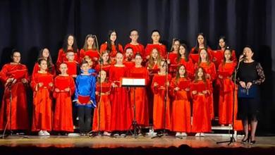 """Photo of DOBOJ: Održan Vaskršnji koncert Dječijeg crkvenog hora """"Javor"""""""