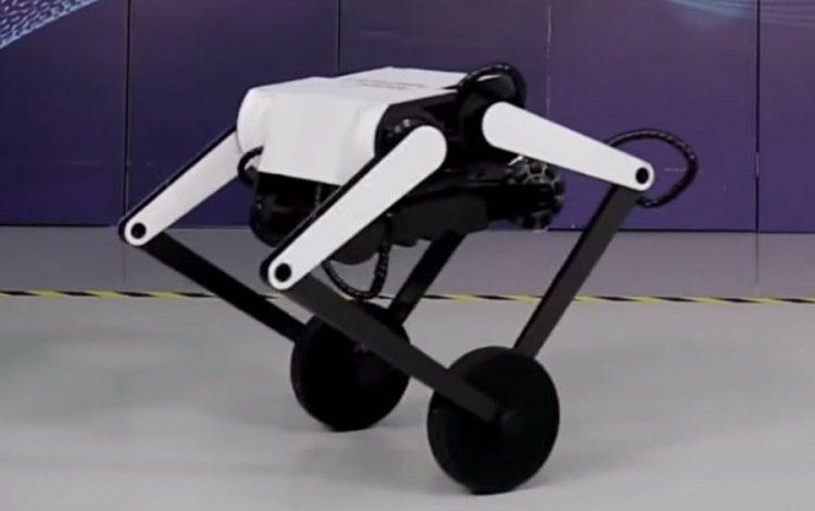 Photo of Sljedeći gimnastičar je možda baš ovaj robot