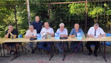 """Photo of DOBOJ: Održana promocija knjige """"Hodoljublja kroz zavičaj – Ševarlije, Pridjel Gornji, Potočani"""" (FOTO)"""