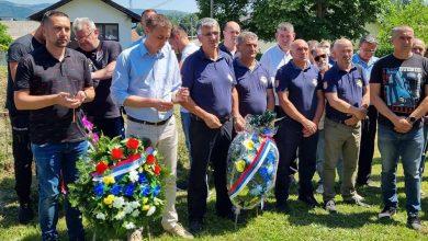 Photo of DOBOJ: U Boljaniću obilježena crkvena slava i služen parastos za poginule (FOTO)