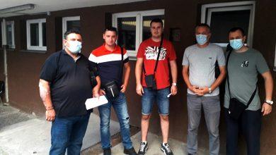Photo of DOBOJ: Vakcinisano 25 zaposlenih radnika u KPZ Doboj (FOTO)