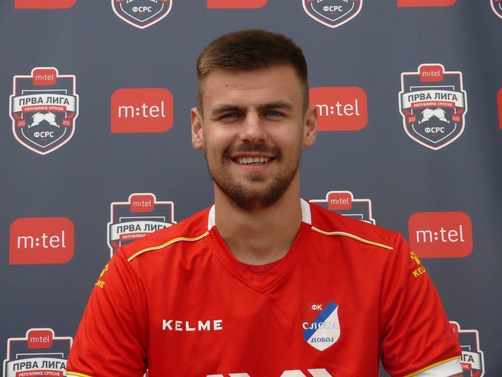 David Knežević, FK Sloga Doboj
